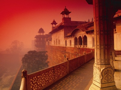 Agra-Fort-(India)
