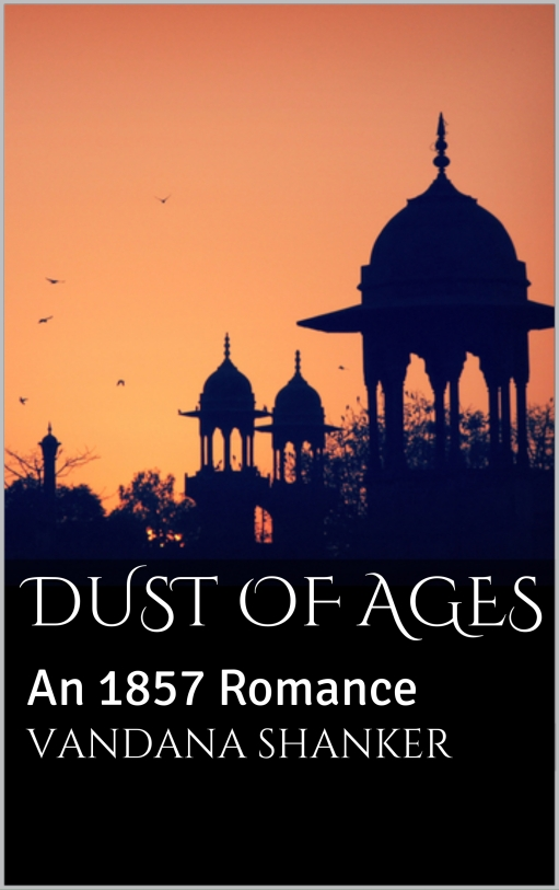 dust of ages full book cover